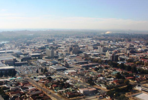 Benoni business district