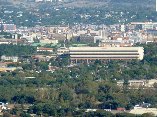 Pretoria Steve Biko Hospital